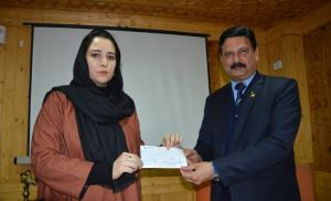 DC Budgam receives Rs 76.28 lakh to procure 2 cri...