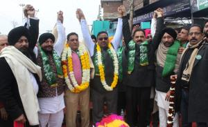 Abdul Hamid asks PDP workers to gear up for Assem...