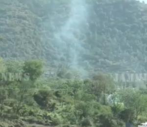 Pakistan targets posts and villages in Poonch