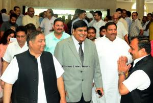 Vyas hosts Independence Day 'At Home