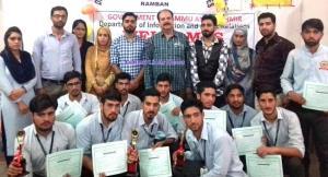 DIC Ramban organizes symposium