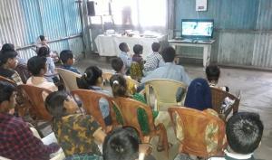 Army organises Screening of Patriotic Movie