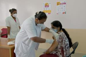 Over 37 lakh doses of Covid vaccine administered ...