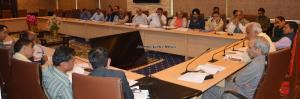 Arora chairs DRSC-IV meet, reviews functioning of...