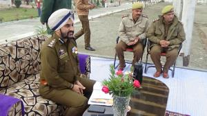 Commandant IRP 19th Bn directs Officers to remain...
