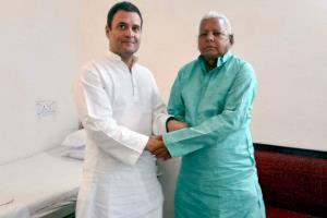 Mahagathbandhan for rainbow coalition in Bihar fo...