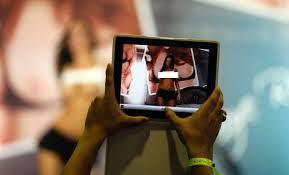 Uploading objectionable content on social media, ...