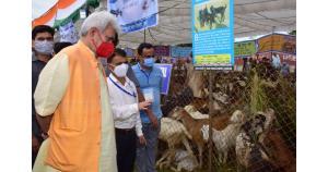 Lt Governor attends first-ever 'Vishal Pashudhan ...