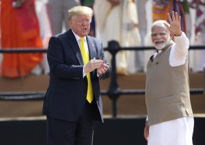 Trump requests Modi to release Hydroxychloroquine...