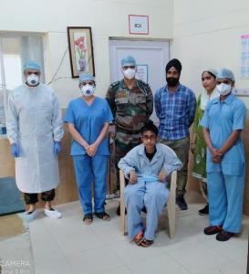 Army hospital saves life of 12-yr-old COVID-19 po...
