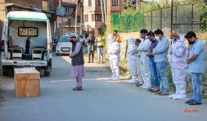 Three more Covid-19 deaths take Jammu and Kashmir...