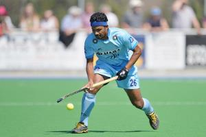 Hockey India congratulates Birendra Lakra on comp...