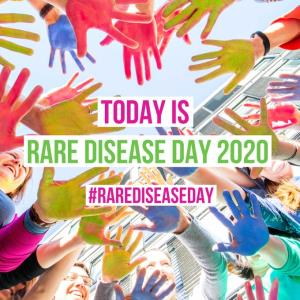 Raising awareness on World Rare Disease Day