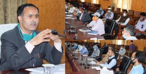 DEO Baramulla Constitutes Committee to Prepare St...