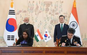 India, South Korea sign 7 pacts to enhance cooper...