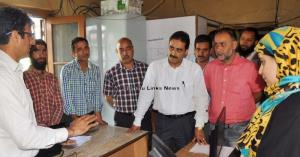 Director Information takes stock of JDI Kashmir f...