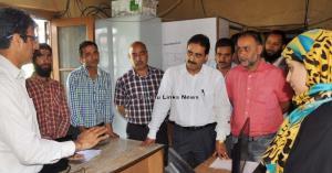 Director Information takes stock of JDI Kashmir f...