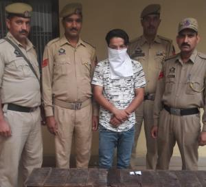 3 drug peddlers held, heroin seized in Jammu