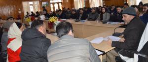 DDC Budgam reviews R-Day arrangements