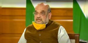 Amit Shah has not undergone any fresh COVID-19 te...