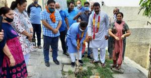 All projects in Jammu West will be completed in t...