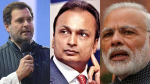 Modi, Ambani jointly carried out surgical strike ...