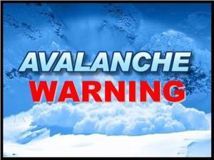 Avalanche warning for some districts in HP, J&K