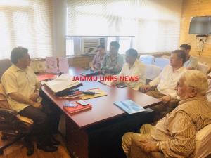 KCCI delegation meets J&K Governor