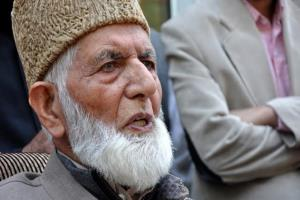 Hurriyat leader Syed Ali Shah Geelani resigns as ...