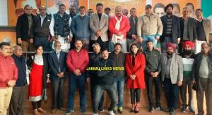 BJP OBCs Morcha holds meet to discuss forthcoming...