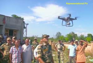 BSF to be armed with anti-drone system for border...
