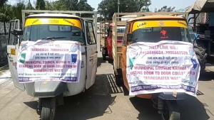 DC Kathua flags off municipal door-to-door waste ...