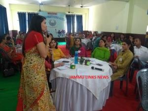 JSS Kathua holds Capacity Building programme