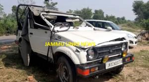 Jawan lost life as escort vehicle of police offic...