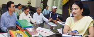 DC Jammu reviews implementation of PC-PNDT Act
