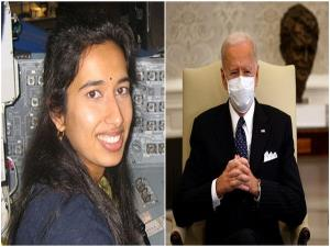 Biden congratulates team NASA, says Indian Americ...