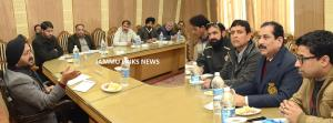 CEO Shrine Board reviews arrangements for North Z...