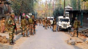 Security forces eliminate two terrorists in Bandi...