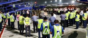 Kozhikode crash: Airlines staff gather at Delhi a...