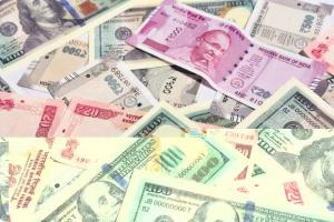 Rupee rises 27 paise to 70.87 against USD in earl...