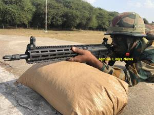 India procuring 72,000 assault rifles from the US...