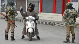 Restrictions in Srinagar parts on December 17