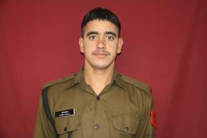 Soldier martyred in ceasefire violation by Pakist...