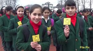 Schools in Kashmir set to reopen tomorrow