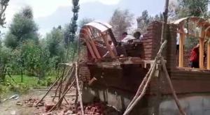 LAWDA carries out demolition drive at Lashkari Mo...