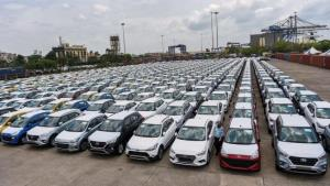 Auto registrations fall by 13 per cent in Septemb...