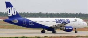 GoAir flight catches fire during takeoff; all pas...