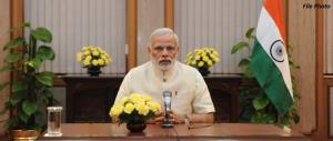 In Mann ki Baat, PM announces plan to launch 'Fit...