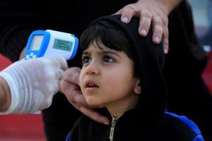 Coronavirus infection in children may not start w...