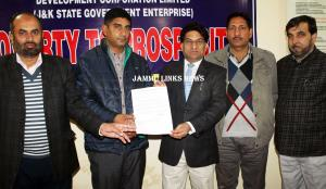 Loan granted to Disabled youth by SC ST BC Dev Co...